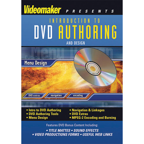 First Light Video Videomaker: Authoring & Design Training DVD