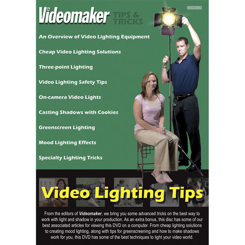 First Light Video DVD: Video Lighting Tips