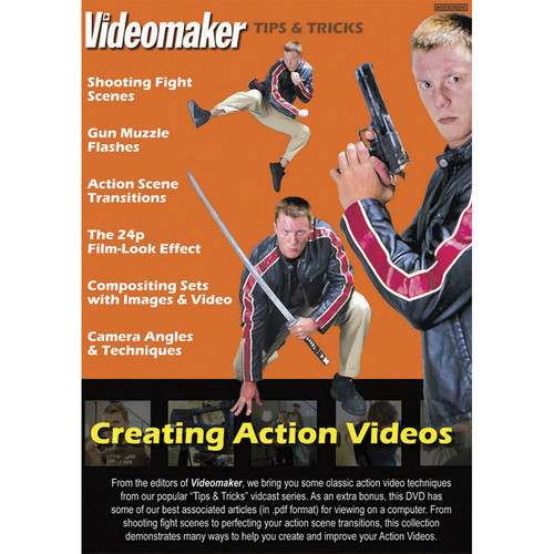 First Light Video DVD: Creating Action Videos