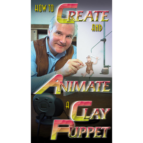 First Light Video DVD: How To Create and Animate a Clay Puppet