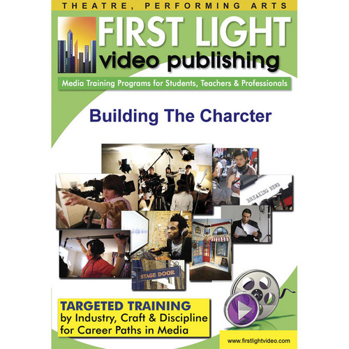 First Light Video CDROM: Building A Character