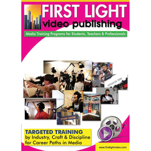 First Light Video DVD: Mass Communication The Electronic Darkroom: The Future Of Photography with Dr. Sam Winch