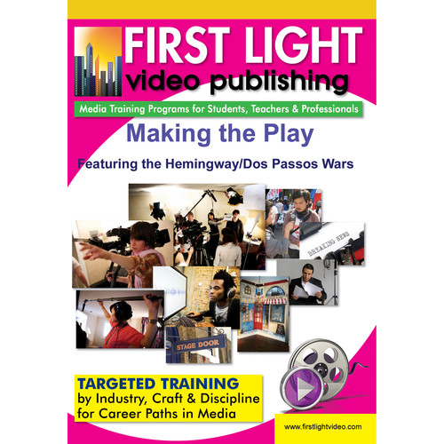 First Light Video DVD: Making The Play