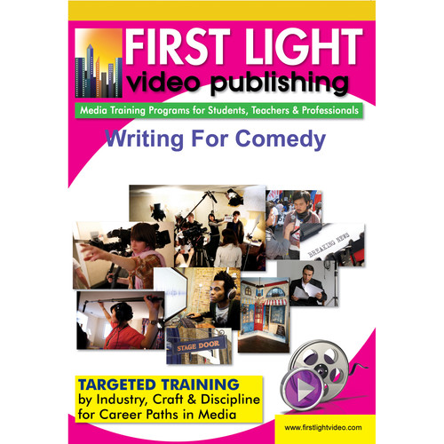 First Light Video DVD: Writing For Comedy