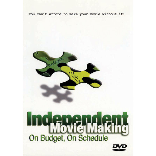 First Light Video DVD: Independent Movie Making: On Budget, On Schedule Set: Budget Review Above the Line & Below the Line by Diane Cornell