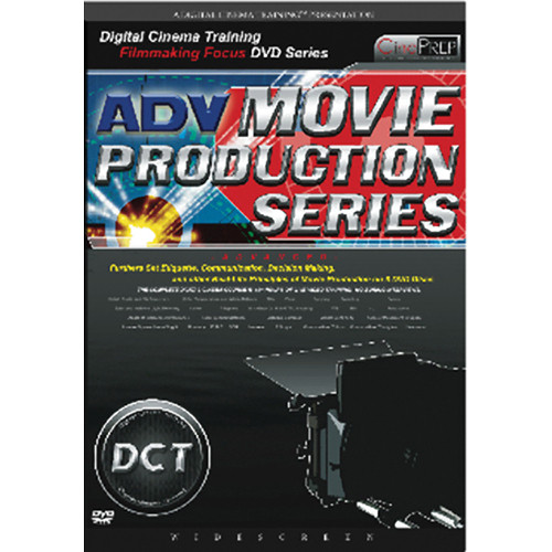 First Light Video DVD: Advanced Movie Production Module (8 DVD's)