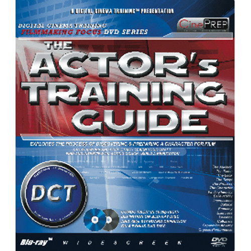 First Light Video DVD: Actor Training Guide (2 DVDs)