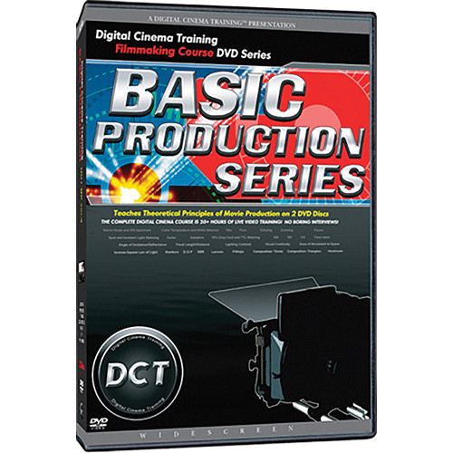First Light Video DVD: Basic Production Module (2 DVD's)