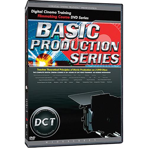 First Light Video DVD: Basic Production Module (2 DVD's)