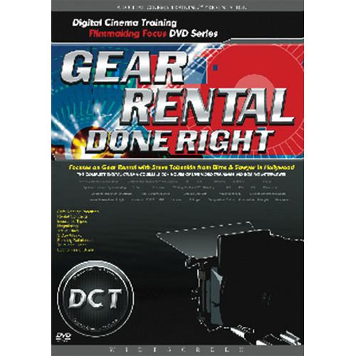 First Light Video DVD: Gear Rental