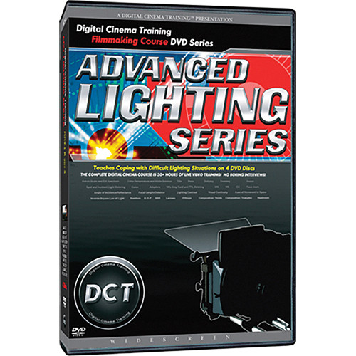 First Light Video DVD: Lighting Module (4 DVDs)
