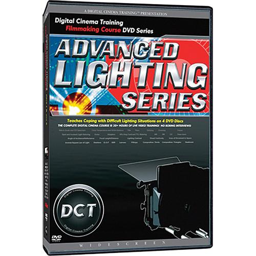 First Light Video DVD: Lighting Module (4 DVDs)