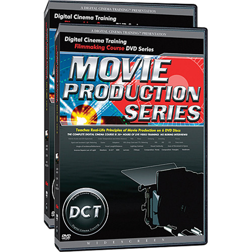 First Light Video DVD: Movie Production Module (6 DVDs)
