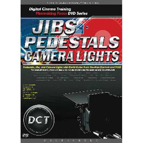 First Light Video DVD: Pedestals, Jibs & Camera Lights