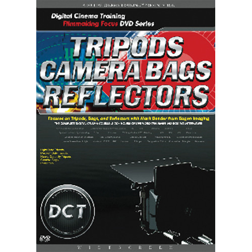 First Light Video DVD: Tripods, Bags & Reflectors