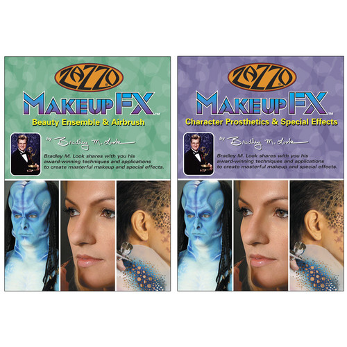 First Light Video DVD: MakeUP FX - Film & Television Makeup