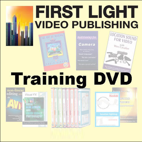 First Light Video DVD: Producing for the Theater Series - Dreamers & Builders Plus Producing for the Theater Series -12 DVDs