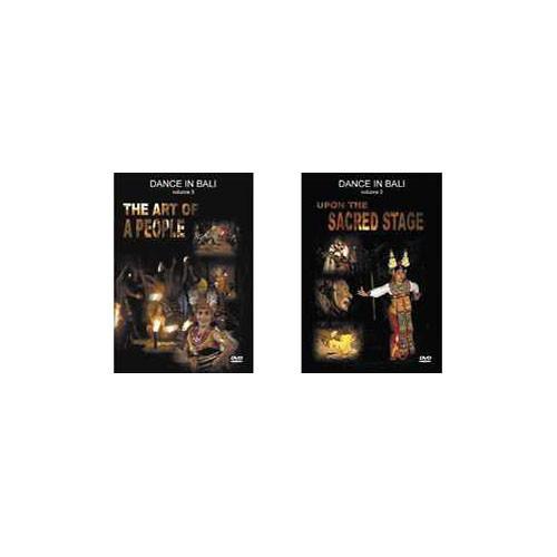 First Light Video DVD: Dance In Bali (2 DVDs)