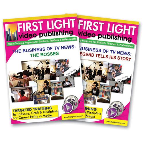 First Light Video DVD: The Bosses and Legends (2 DVD Set)