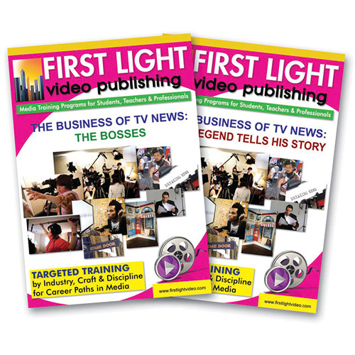 First Light Video DVD: The Bosses and Legends (2 DVD Set)
