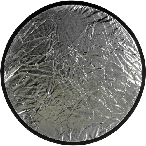 "Flexfill 20"" Reflector - Silver/Black"