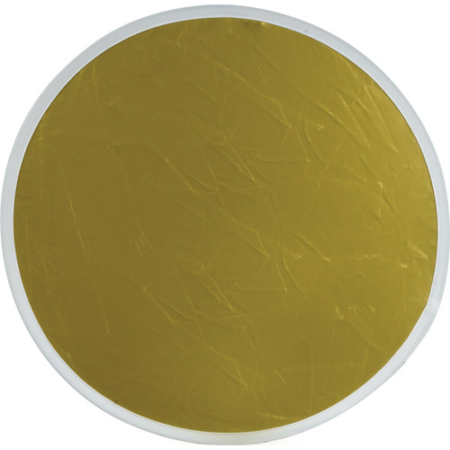 "Flexfill 38"" Reflector - Gold/White"