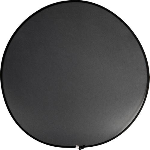 """Flexfill Collapsible Reflector - 48"""" Circular - Black Double Net"""