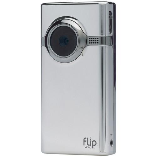Flip Video MinoHD Camcorder (Chrome)