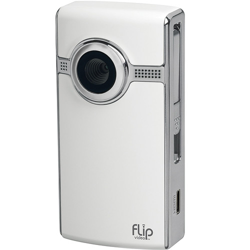 Flip Video UltraHD Camcorder (White)