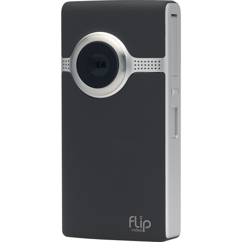 Flip Video UltraHD Video Camera (Black, 2 Hours)