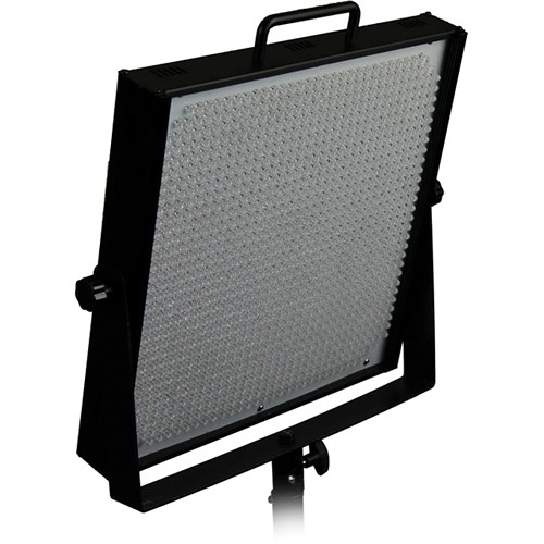 Flolight MicroBeam 1024 High Powered Video Light (3200K) - V-Mount Battery Plate