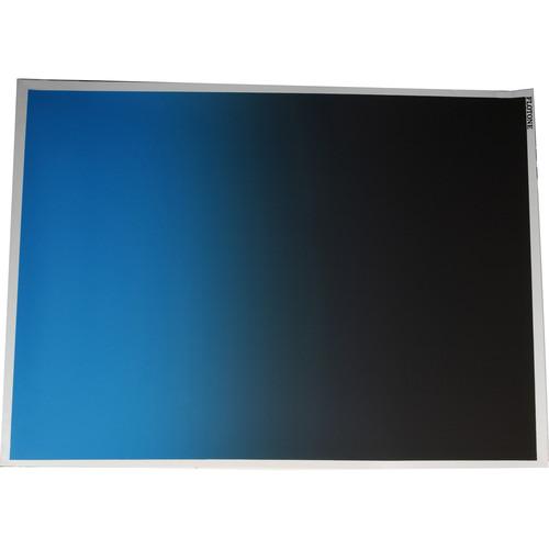 "Flotone Graduated Background 31x43"" - Gulf Blue-Black"