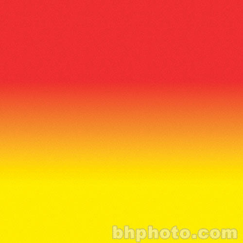 "Flotone 43x67"" Graduated Background (Sunset)"