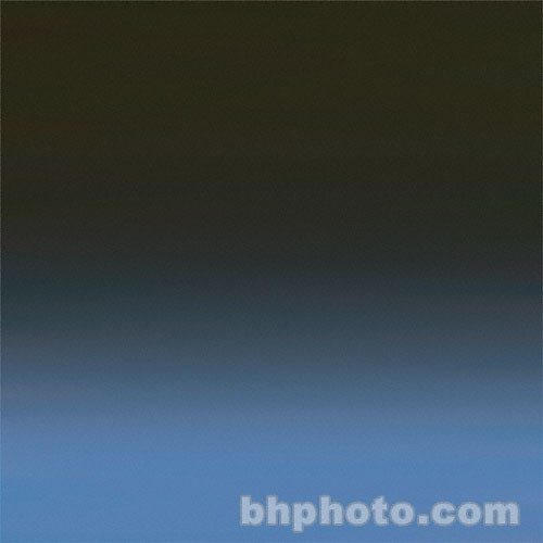 "Flotone Graduated Background - 43x63"" - Gulf Blue-Black"