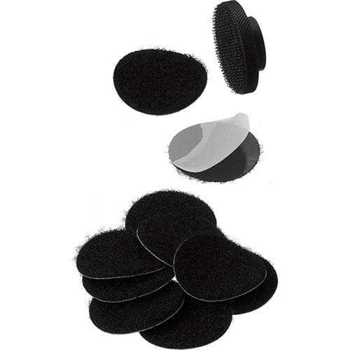 Foba COFLA Plate with 10 Touch-Fastener Pads