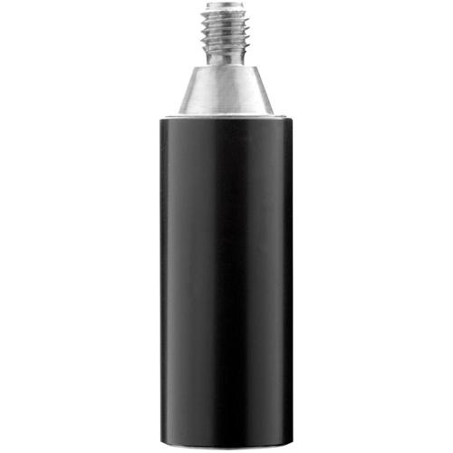 "Foba COTMA AS Combitube Section, Black, Aluminum - 2.3"" (6 cm)"