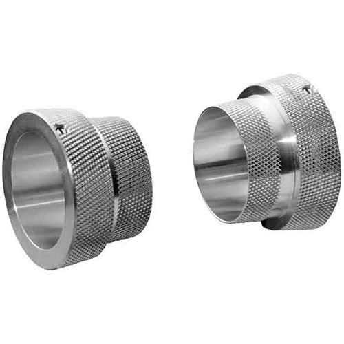Foba DAPOE Roller Holder Fittings (2 Cones, For 9' Seamless)