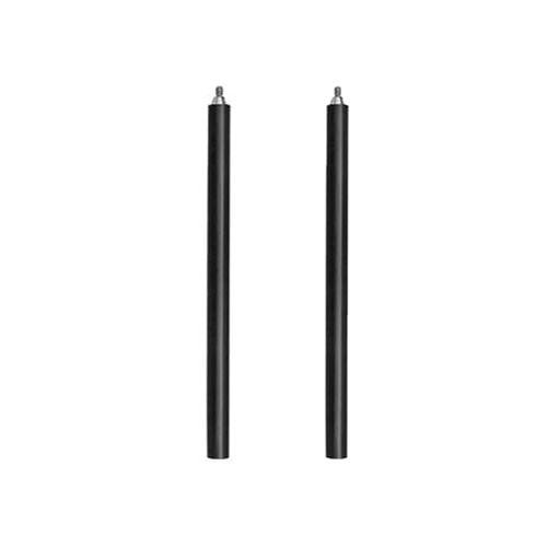 "Foba COMBITUBE Black Aluminum Tube (15.74""/40cm) 2-Pack"
