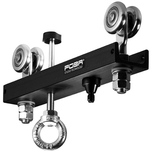 "Foba Trolley with Threaded 3/8"" Combitube Connector"