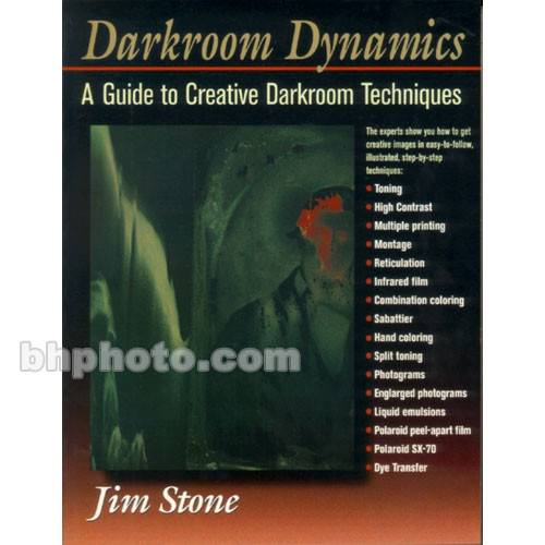 Focal Press Book: Darkroom Dynamics - A Guide to Creative Darkroom Techniques
