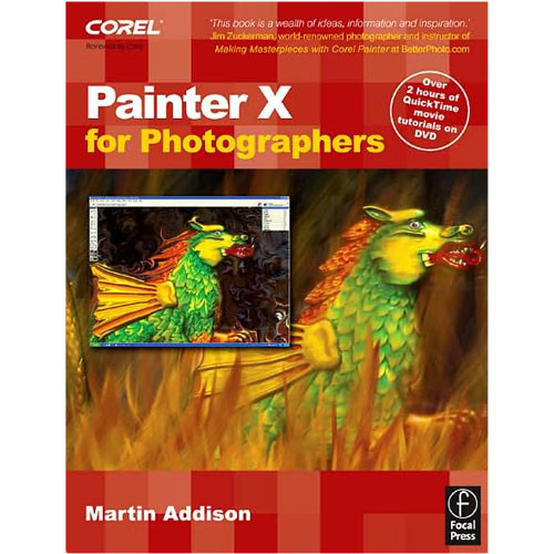 Focal Press Book: Painter X for Photographers by Martin Addison