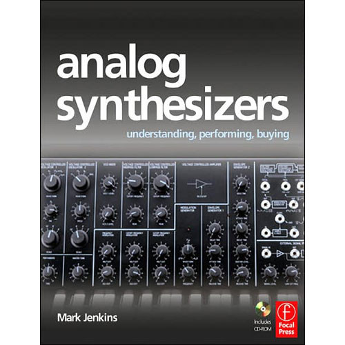 Focal Press Book/CD: Analog Synthesizers