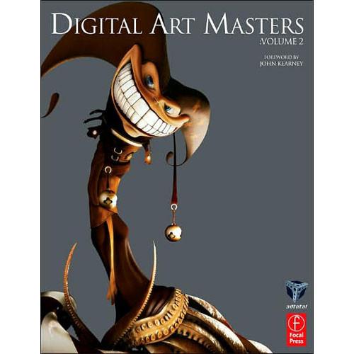 Focal Press Book: Digital Art Masters: Volume 2