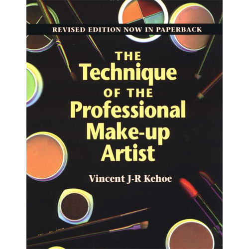 Focal Press Book: The Technique of the Professional Make-Up Artist - Revised Edition