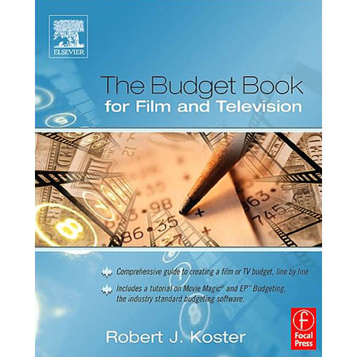 Focal Press Book: The Budget Book for Film and Television (2nd Edition, Paperback)