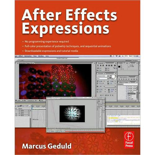 Focal Press Book: After Effects Expressions by Marcus Geduld