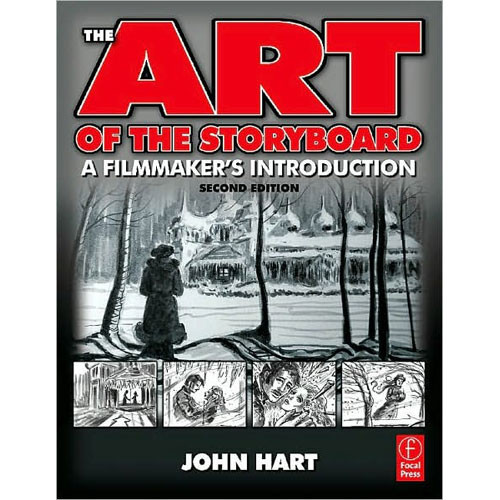 Focal Press Book: The Art of the Storyboard, 2nd Edition