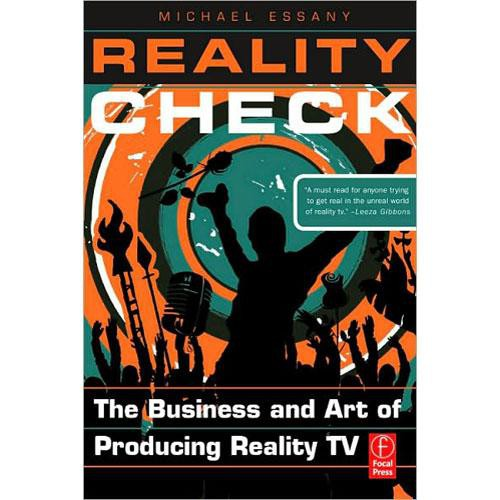 Focal Press Book: Reality Check: The Business and Art of Producing Reality TV (Paperback)