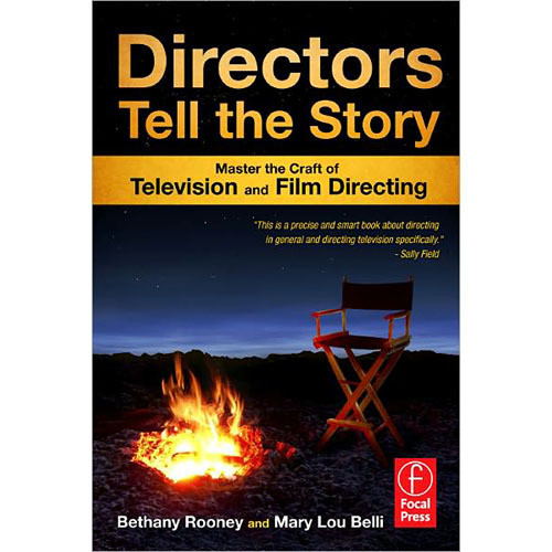 Focal Press Book: Directors Tell the Story, 1st Edition
