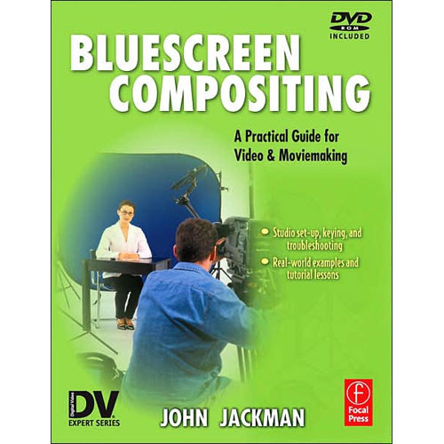 Focal Press Book/CD: Bluescreen Compositing by John Jackman